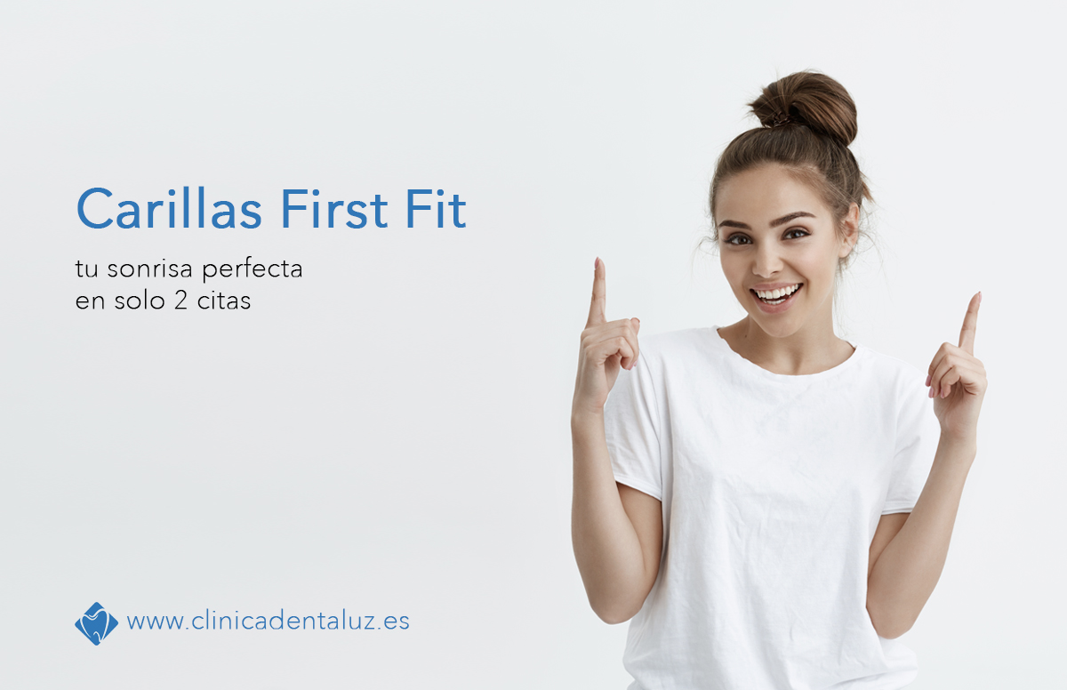 Carillas First Fit, tu sonrisa perfecta en solo 2 citas
